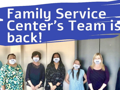 Moody Grant Recipient: Family Service Center Galveston