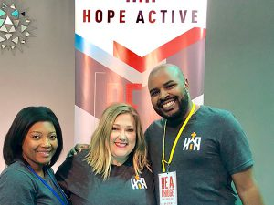 Moody Grant Recipient: Hope Active